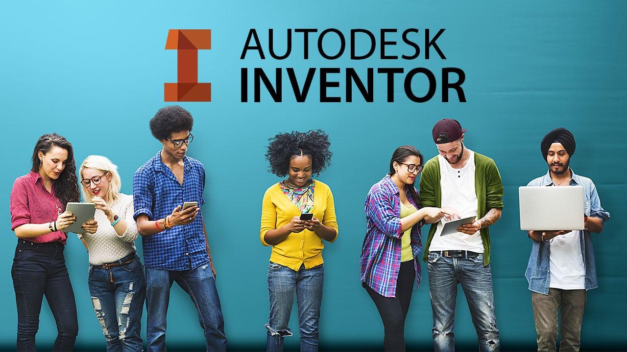 Autodesk Inventor Training Advantages for CAD Schools