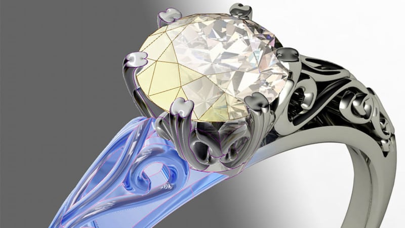 How CAD Technology is Changing Jewelry Design