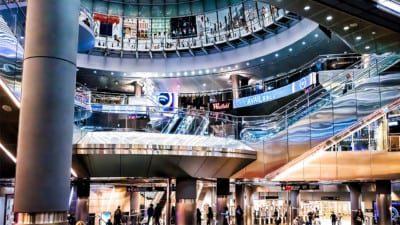 Using BIM to Design Underground Shopping Complexes