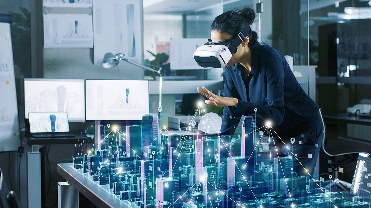 Virtual Reality and a Career in Engineering Design Technology