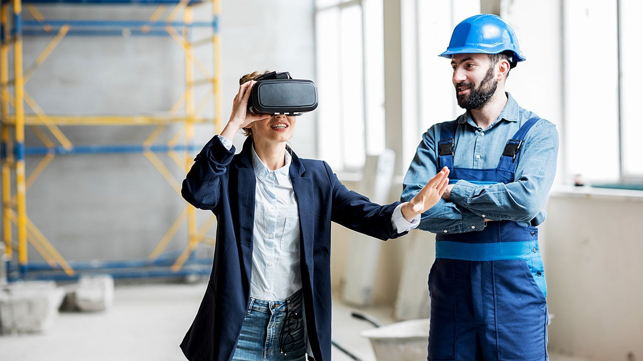 Virtual reality can help engineering teams follow a design from idea to final product