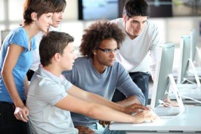 Engineering Design Technology Students