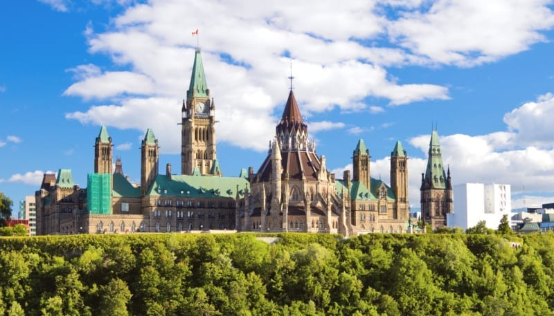 For Architectural Technicians: Check out Parliament's New Home