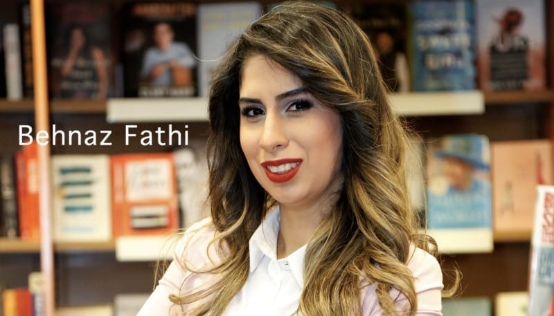 Meet our Students: Discover Behnaz Fathi's Journey!