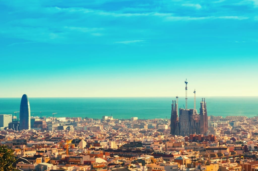 The Sagrada Familia is quickly rising above Barcelona thanks to BIM