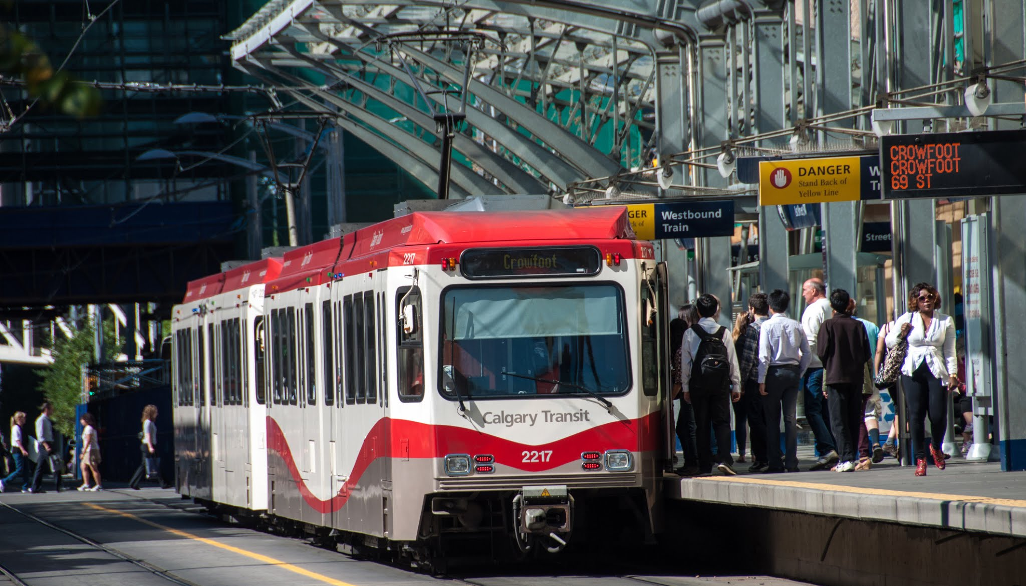 A Look at Calgary's Green Line for Students in BIM Courses