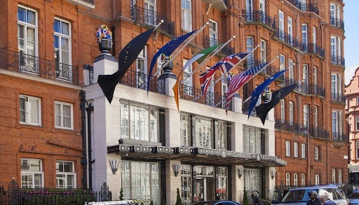 Check Out the Claridge's Hotel Extension Designed with BIM