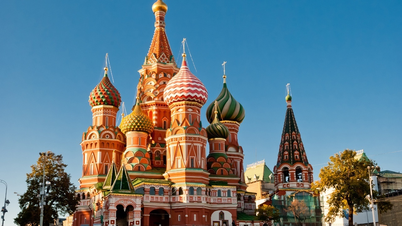 St. Basil's Cathedral is now a museum, having stopped religious services in the 1920s