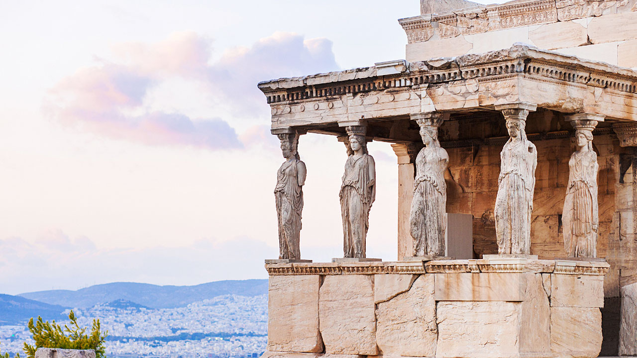 Classical architecture evolved in Ancient Greece