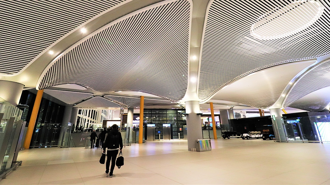 BIM ensured that the complex design of the Istanbul New Airport could be carried out effectively