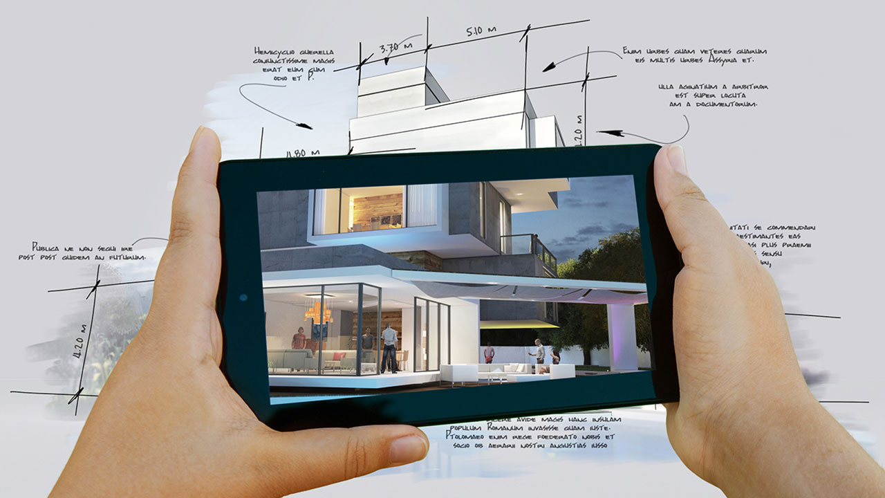 BIM technology allows for collaboration and the sharing of data
