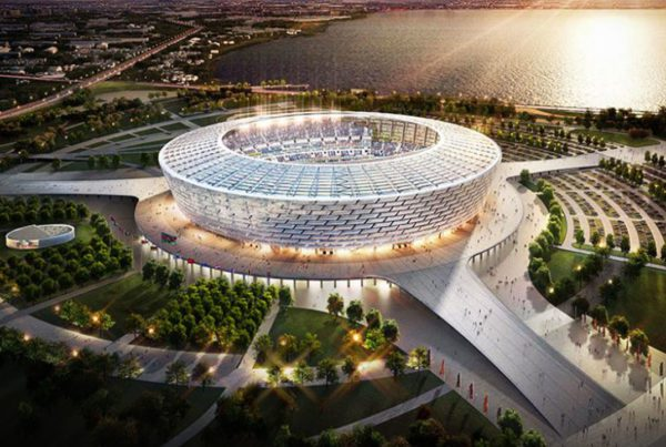 How BIM Training Was Used to Build the Baku Olympic Stadium