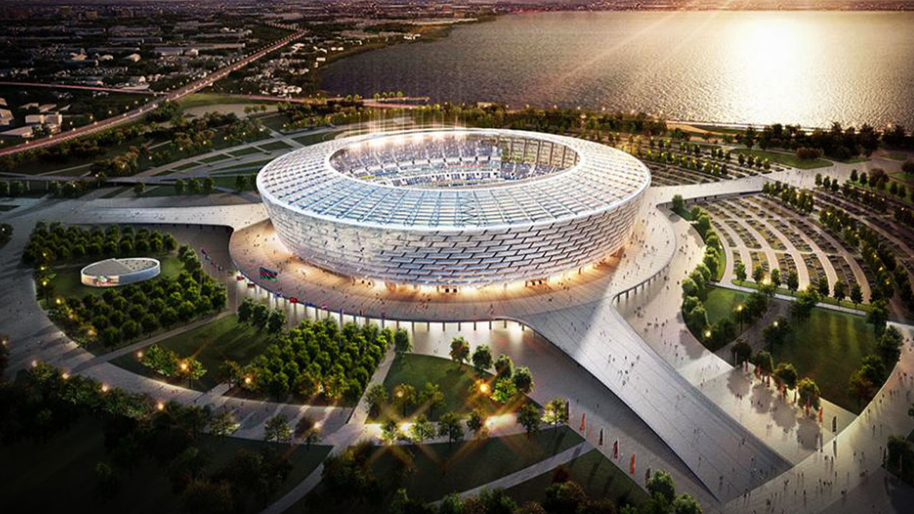 How BIM Training Was Used to Build the Baku Olympic Stadium