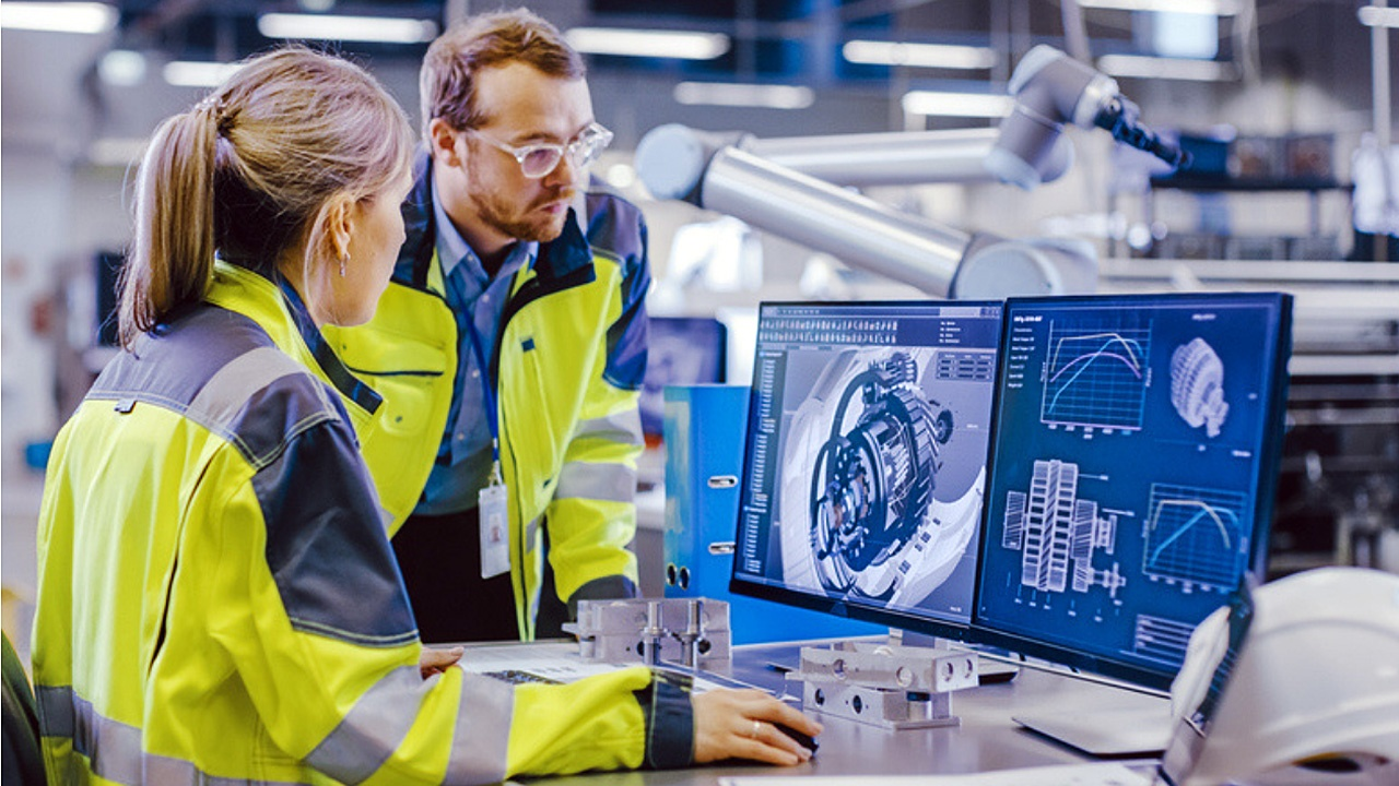 After CAD training, you can use your expertise to assist engineers