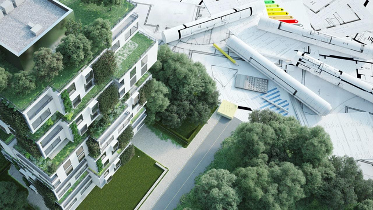 BIM technology facilitates the sustainable analysis of designs